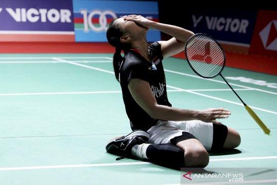 Tidak ada wakil Indonesia di final Malaysia Master