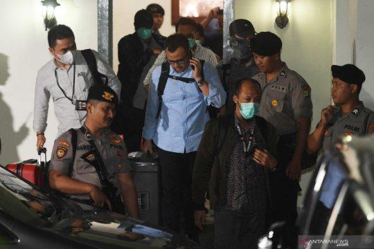 Pengamat: OTT Wahyu Setiawan tidak sah kalau mengacu UU baru