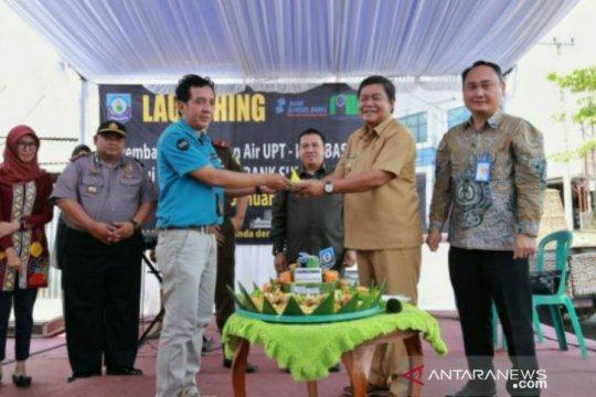 Bupati Bangka Selatan launching sistem pembayaran non tunai tagihan air PAM