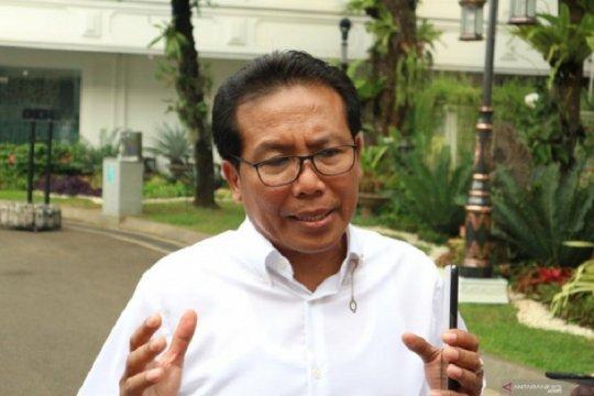 Istana apresiasi penetapan lima tersangka kasus Jiwasraya