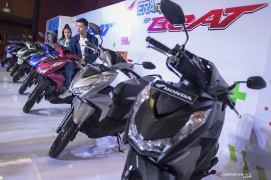 Penjualan global sepeda motor Honda terjun bebas