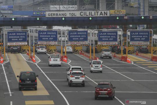 Tarif baru tol dalam kota Jakarta