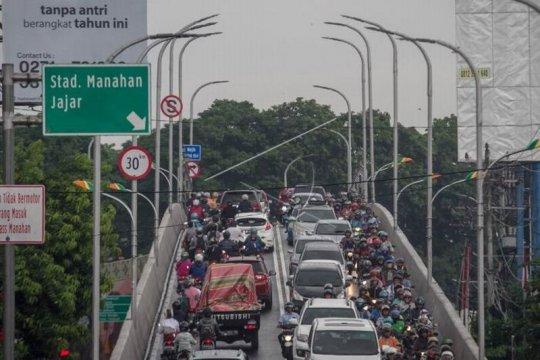 Dampak pembangunan jalan layang Purwosari Page 1 Small
