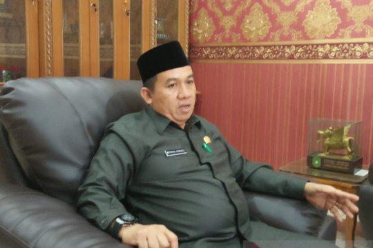 Ketua DPRD Bangka Selatan positif terpapar COVID-19