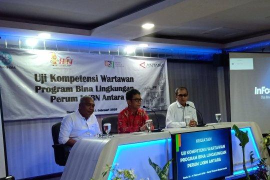 Dirut Antara buka UKW di Banjarmasin