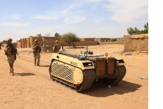 Tiga penjaga perdamaian PBB tewas, enam luka-luka