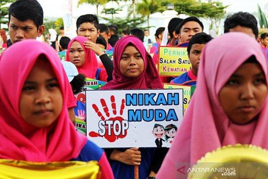 Kemenag: Pernikahan di bawah umur bertentangan dengan regulasi