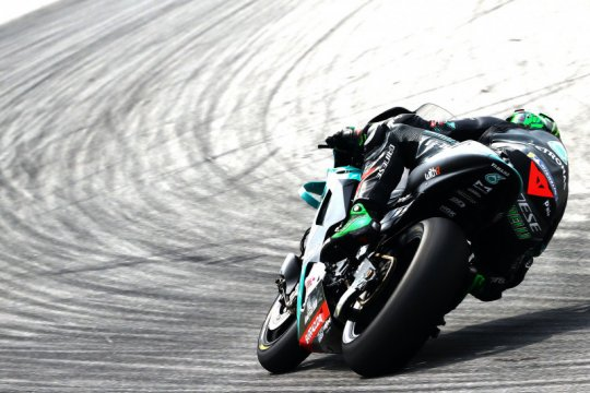 Morbidelli puncaki sesi latihan bebas kedua GP Spanyol