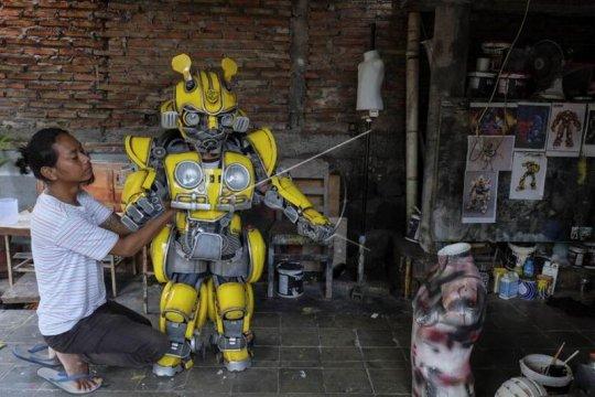 Kerajinan kostum robot Page 1 Small