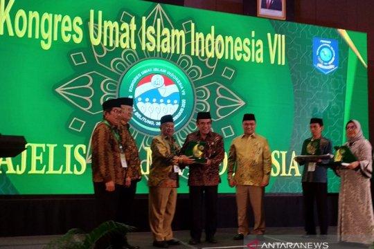 Kongres Umat Islam Indonesia desak Presiden Jokowi bubarkan BPIP