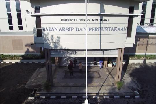 Tata Kelola Kearsipan Jawa Tengah