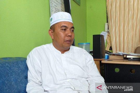 Kemenag Belitung data jamaah terdampak penangguhan umrah