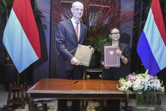 Kerja sama Indonesia - Belanda