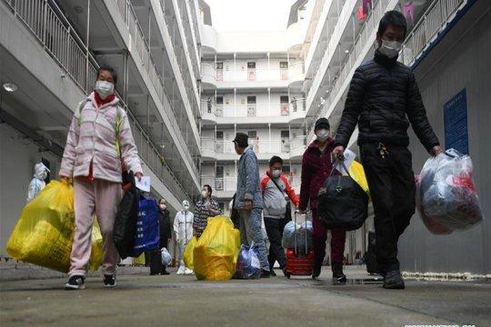 China daratan mencatat 24 kasus tambahan virus corona menjadi 80.778