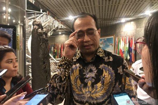 Menteri perhubungan Budi Karya Sumadi positif COVID-19