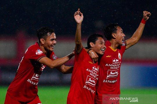 Persija Jakarta liburkan tim empat hari seiring belum jelasnya jadwal Liga 1
