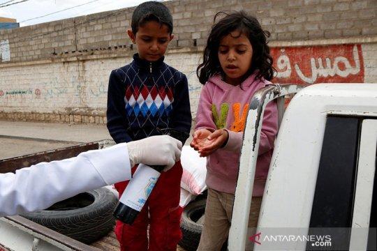 Sadar COVID-19 di Yaman