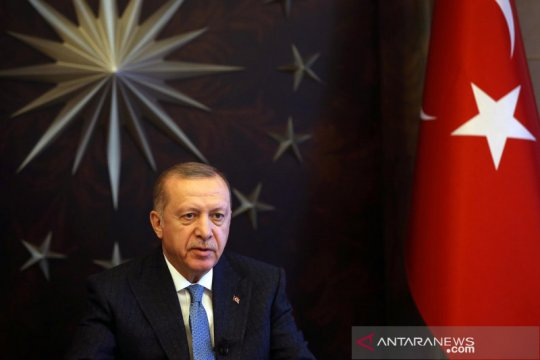 Erdogan tetapkan Hagia Sophia jadi masjid, ibadah pertama 24 Juli