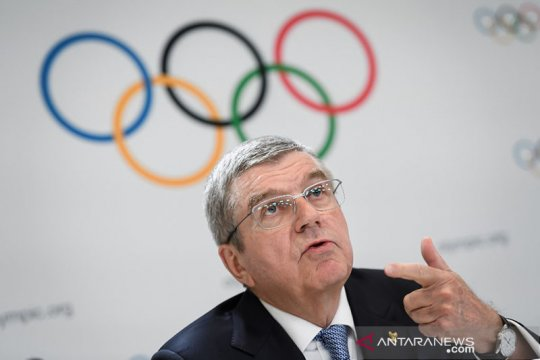 Presiden IOC tegaskan komitmen tetap gelar Olimpiade Tokyo