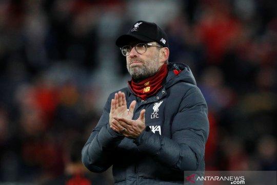 Virus corona pengaruhi persiapan Liverpool kontra Atletico