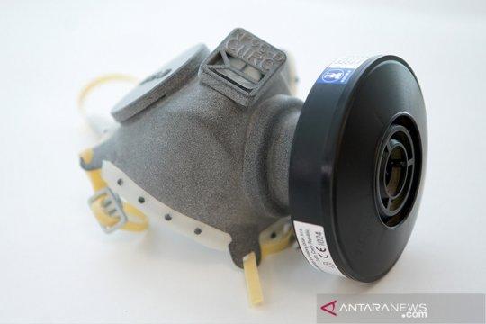 Respirator cetak 3D untuk cegah COVID-19