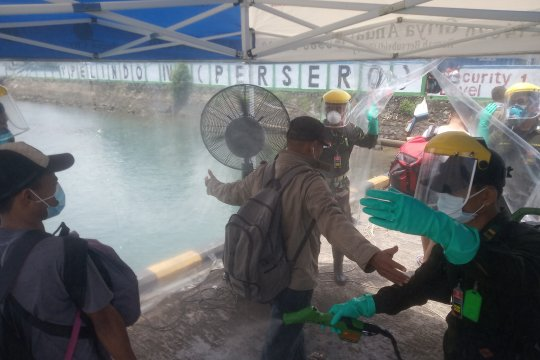 Puluhan ODP di Papua Barat sudah pulih