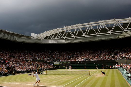Panitia Wimbledon: penonton diizinkan datang dengan protokol ketat