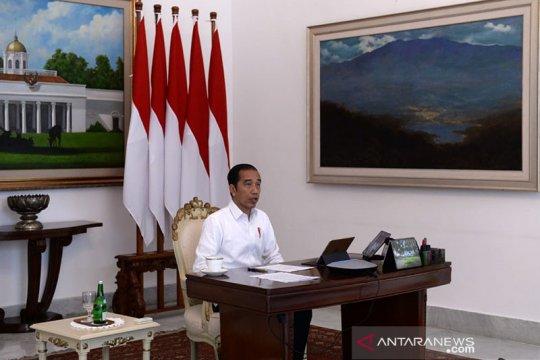 Jokowi: Napi korupsi tidak dibebaskan karena COVID-19