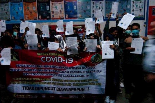 Pembebasan warga binaan Lapas Kota Tegal Page 2 Small