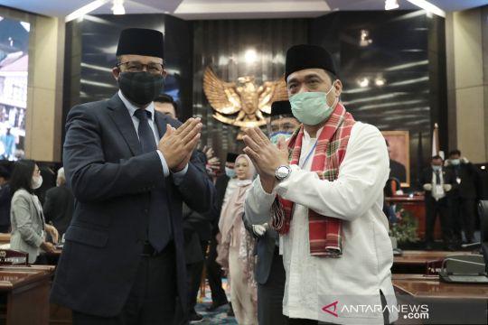 Politikus Gerindra Ahmad Riza Patria terpilih jadi Wagub DKI Jakarta
