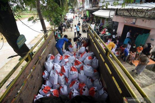 Kemensos distribusikan bansos kepada warga terdampak COVID-19