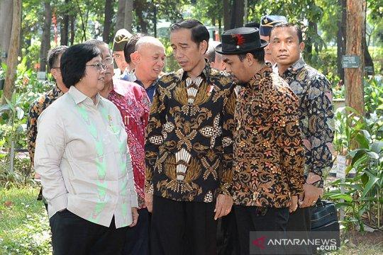 Presiden Jokowi berbelasungkawa atas kepergian Glenn Fredly