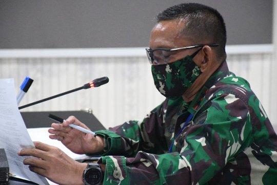 Panglima TNI telekonferensi dengan Pangdam I/BB bahas masalah TKI