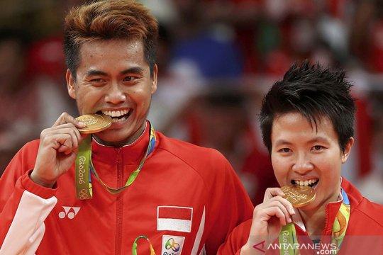 Tontowi beri motivasi perjuangan atlet di Olimpiade Tokyo