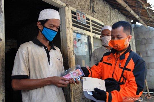 Kemensos salurkan bansos tunai di Kota Bogor