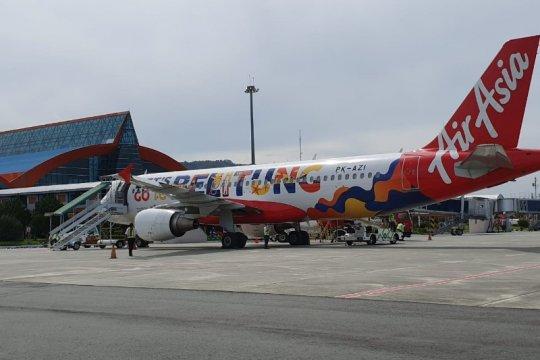 Pesawat Air Asia gagal mendarat di Belitung akibat cuaca buruk