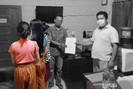 Polisi selidiki video mesum tiga remaja putri