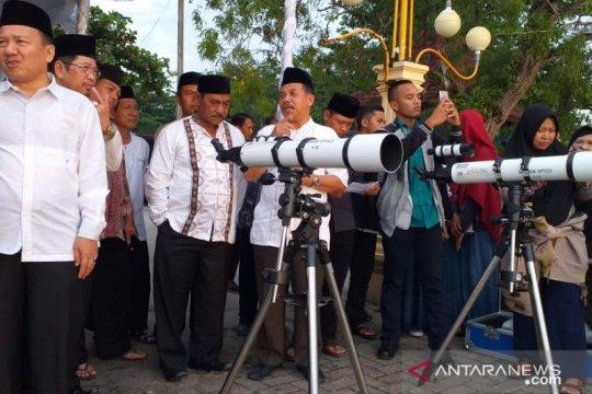 Kemenag Belitung akan pantau hilal di pantai Tanjung Penda