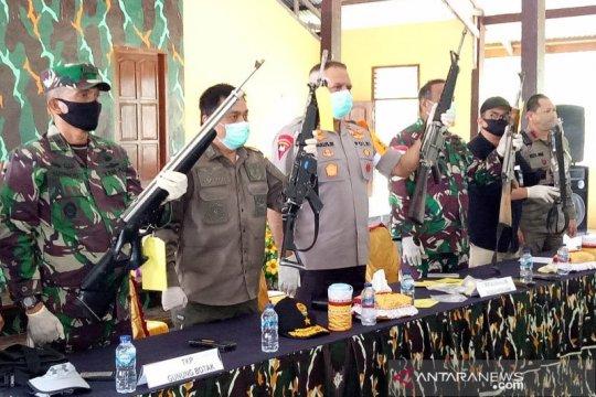 Mabes Polri janji ungkap peredaran senjata api ilegal di Papua