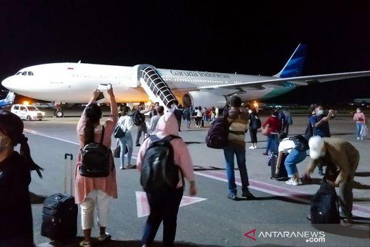 Repatriasi WNI Maladewa dan Srilanka ke Indonesia