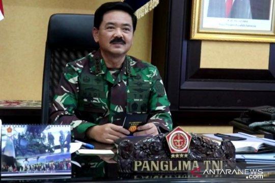 TNI-Polri dikerahkan di empat provinsi untuk  mendisiplinkan masyarakat