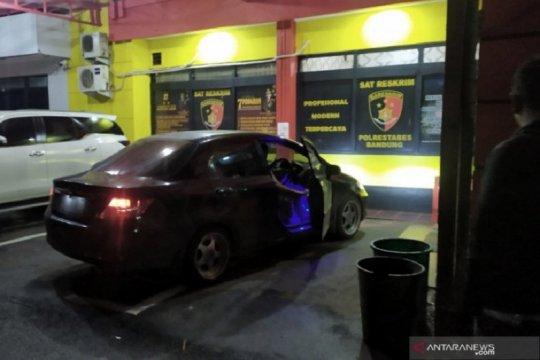 Polisi amankan mobil milik pelaku