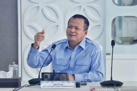 Menteri Edhy tindak lanjuti video pelarungan jenazah ABK Indonesia