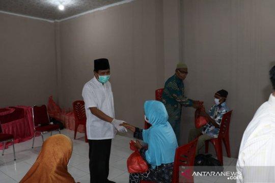 Bupati Bangka Tengah jamin warganya tidak kelaparan di tengah pandemi COVID-19