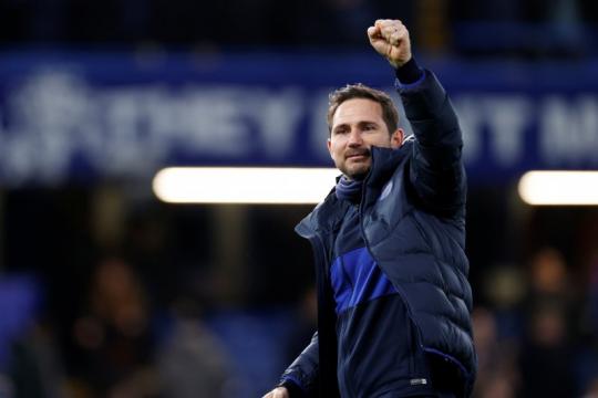 Frank Lampard  puji kualitas permainan Chelsea saat kalahkan Aston Villa