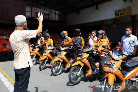 Pemprov Jateng siapkan bansos bagi 133.555 orang terdampak PPKM