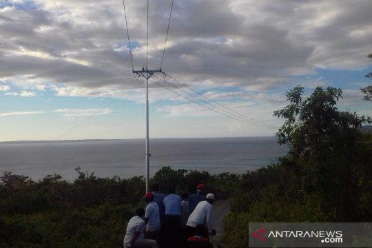 PLN UP3 Tual alirkan listrik di dua kecamatan