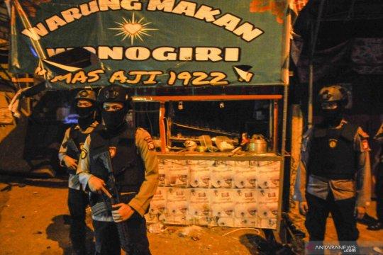 Pascabentrokan ormas di Bekasi