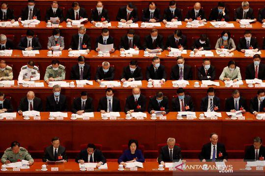 Pembukaan Kongres Rakyat Nasional China di tengah wabah COVID-19