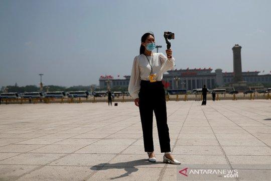 Untuk pertama kali, China tak ada kasus baru corona
